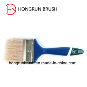 Paint Brushes with Plastic Handle (HYP006) pictures & photos