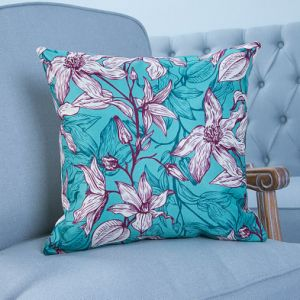Digital Print Decorative Cushion/Pillow with Botanical&Floral Pattern (MX-21) pictures & photos
