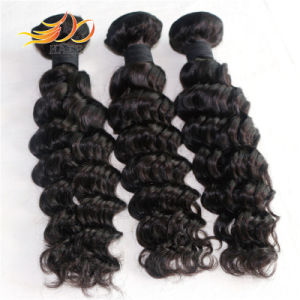 7A Cambodian Virgin Hair Weaving Remy Human Hair Extension pictures & photos
