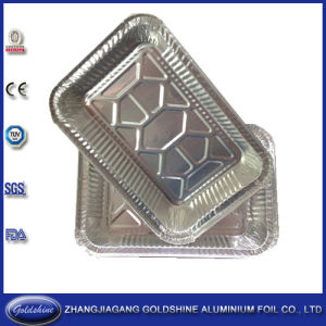 Aluminium Foil Trukey Tray for Food (F7565) pictures & photos