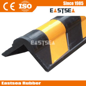 Wholesale Reflective Tape Rubber Wall Parking Corner Guard pictures & photos