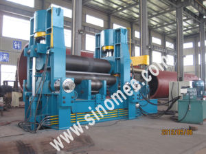 Bending Machine / Rolling Machine / Hydrualic 3 Rollers Machine pictures & photos