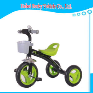China Hot Sale Baby Tricycle Cheap Price Kids Tricycle Scooter pictures & photos