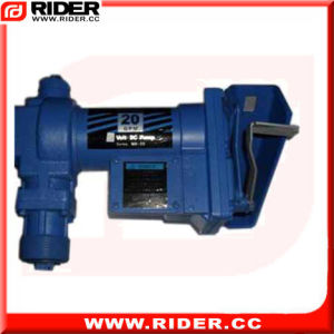 24 Volt DC Rotary Vane Pump Gas Transfer Pump pictures & photos
