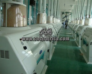 European Standard Automatic Steel Structure Complete Wheat Flour Milling Machine pictures & photos
