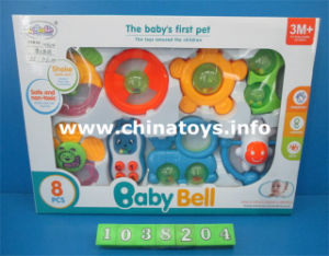 Educational Toys Novelty Toys Early Learning Plastic Baby Bell (1038201) pictures & photos