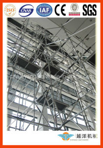 Aluminium Ringlock Scaffolding System in Layher Size pictures & photos