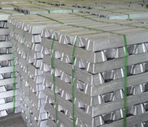 99.7% Aluminium Ingots, Primary Aluminium Ingot pictures & photos
