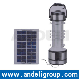 Solar LED Light Camping (AT-01S) pictures & photos