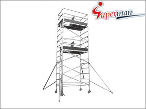 Aluminum Scaffolding Tower with CE pictures & photos