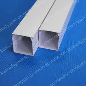 25x16mm PVC Wire Duct pictures & photos