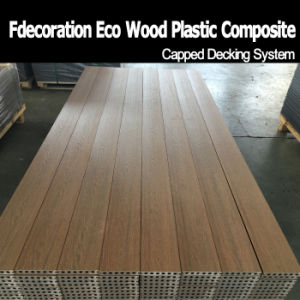Factory Sale Co-Extrusion Outdoor Flooring Composite Bpc & WPC Decking pictures & photos
