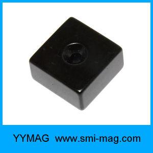 Epoxy Coated Neodymium Magnet Block for Generator Part pictures & photos