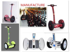 15inch 8.8A Two Wheel Electric Balance Mobility LCD Scooter pictures & photos