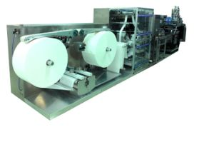 Fp2022p Full Automatic High Speed Multi-Sheets Wet Wipes Machine