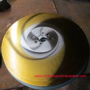 China Supply Circular Saw Blade for Cutting Steel Chrome Rod pictures & photos