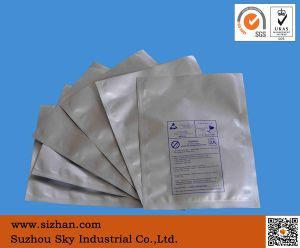 Printed Moisture Barrier Bag for Chip Packing with SGS pictures & photos