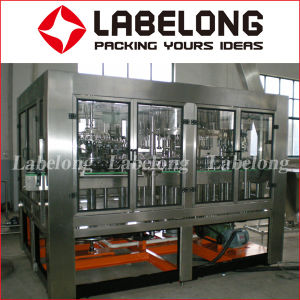 Good Price Automatic Glass Bottle Beer Filling Machinery Ce, ISO pictures & photos