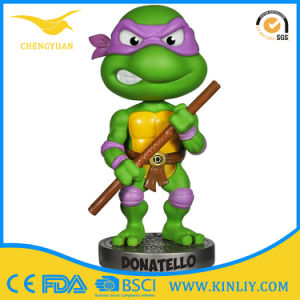 New Product Poly Resin Bobblehead Statue for Business Gift pictures & photos