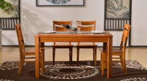 Solid Wooden Dining Desk Coffee Table (M-X2157) pictures & photos