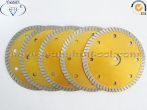 110mm Turbo Saw Blade for Granite Tiles pictures & photos