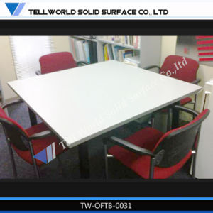 White Dining Table, Cafe Table Chair for Sale pictures & photos