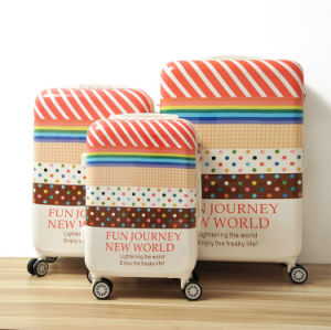 Printed Pattern Trolley Luggage, Trolley Luggage Bag, Hand Luggage Trolley pictures & photos
