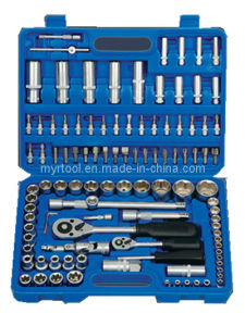 Hot Sale-108PCS Socket Tool Set in Hand Tools (FY108B) pictures & photos
