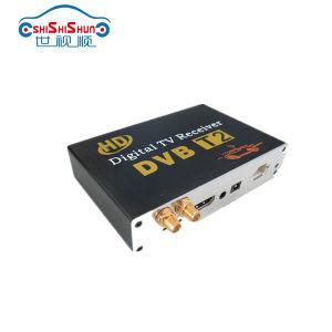 120~150km/H HD Digital TV Receiver Car DVB-T2 for Indonesia