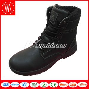 Men Snow Winter Boots by PU Upper
