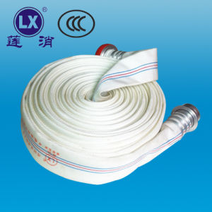 Quality Lined PVC Fire Fighting Hose pictures & photos