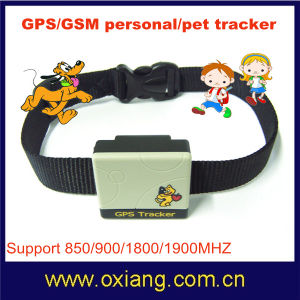 Mini Waterproof GPS/GSM Child/Pets Tracker Gt201-2 pictures & photos