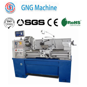 Professional Precision Heavy Duty Metal Bench Lathe Cq6240f pictures & photos