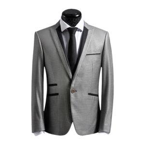 Wholesale Men Slim Fit Business Suits pictures & photos