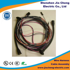 Automotive Wire Harness Manufacturers Taping Workmanship Injection Molding pictures & photos