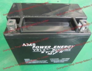 Ytx12 12V12ah Sealed Lead Acid Maintenance Free Motorcycle Battery pictures & photos