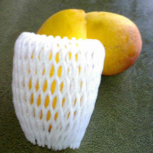 Popular Sale in Spain EPE Foam Elastic Mesh Net Fruit Cover for Fresh Mango Packaging pictures & photos