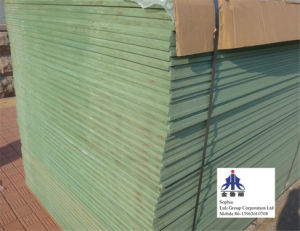 Green MDF Water Proof pictures & photos