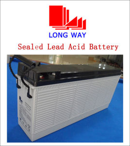 12V Solar UPS Front Access Sealed Lead Acid Battery pictures & photos