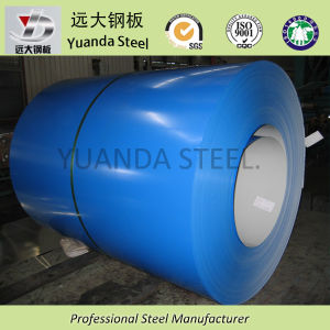 Pre-Painted Galvanized Steel Plate for Building