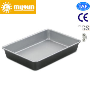 Aluminum Steel Edge Roll Type Flat Bread Baking Tray pictures & photos