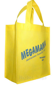 Yellow Promotional Bags (hbnb-492) pictures & photos