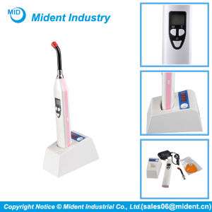 Multifunctional Cordless Dental LED Lamp Curing Light pictures & photos