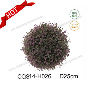 10′′ Artificial Flower Plastic Christmas Outdoor Decoration Gift pictures & photos