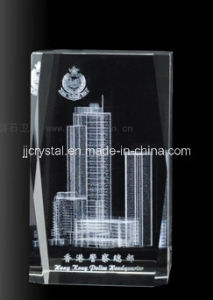 Crystal Inner Laser Building with Strong Material in China pictures & photos