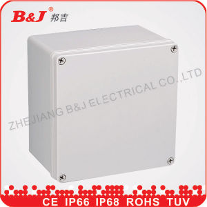 Plastic Boxes for Electrical/Plastic Outdoor Electrical Boxes pictures & photos