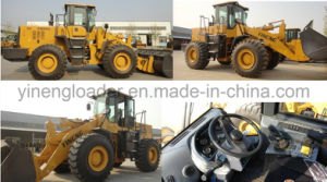 6 Ton Wheel Loader pictures & photos