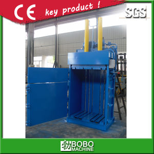 Hydraulic Carton Box Baling Press for Sale pictures & photos