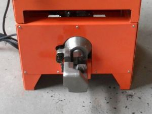 Rbc-32 Electrical Bending Machine for 6-32mm Rebar Bender and Cutter pictures & photos