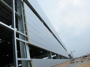 Steel Structure Building High Grade Insulated Sandwich Wall Panels pictures & photos
